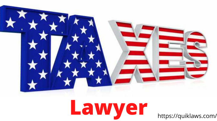 Income tax lawyer
