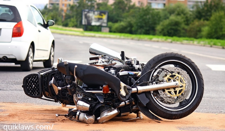 Motorcycle Accidents Near You