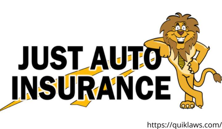 just insurance image