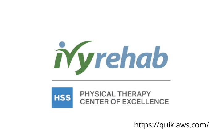 ivy rehab benefits